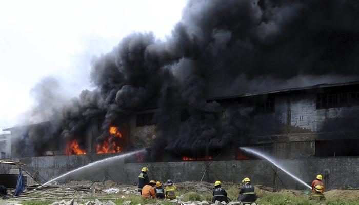 giải pháp Hệ thống điện an toàn cho nhà máy, xưởng tránh xảy ra hỏa hoạn