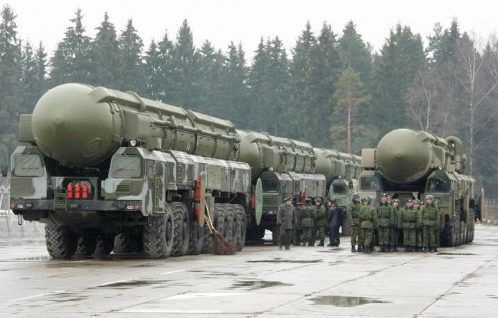 Kết quả hình ảnh cho Lực lượng tên lửa chiến lược Nga.