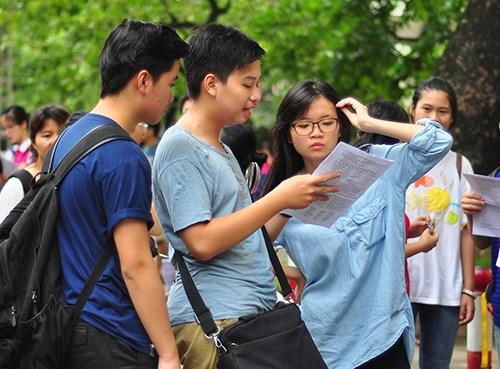 Điểm thi lớp 10 năm 2016 1 63206 Phương án tuyển sinh vào lớp 10 tỉnh Bến Tre năm 2016