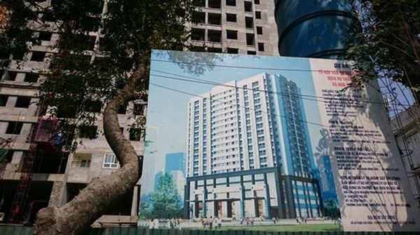 Dự án nhà ở xã hội 30 Phạm Văn Đồng bị Sở Xây dựng 'sờ gáy'