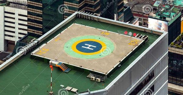 Chung cư phải xây bãi đỗ trực thăng: Có thực sự cần thiết?