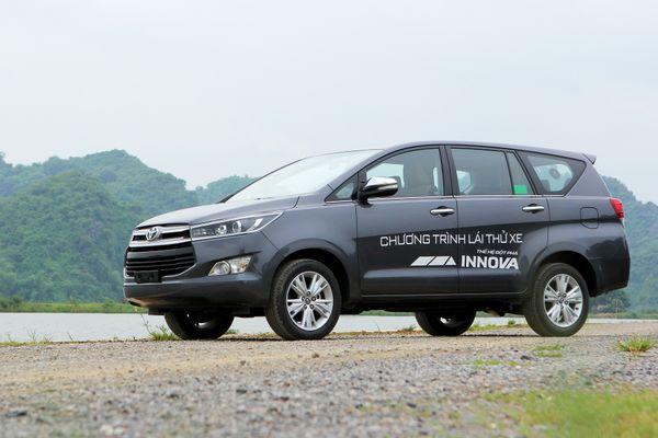 Đánh giá Toyota Innova 2016: Chuyển mình toàn diện