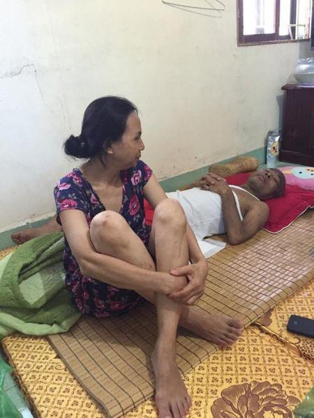 Chu Van Quenh huyen thoai, nguy kich vi ung thu phoi - Anh 2