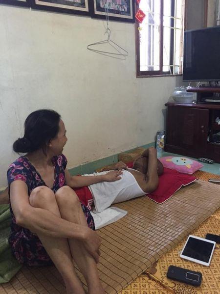 Chu Van Quenh huyen thoai, nguy kich vi ung thu phoi - Anh 3