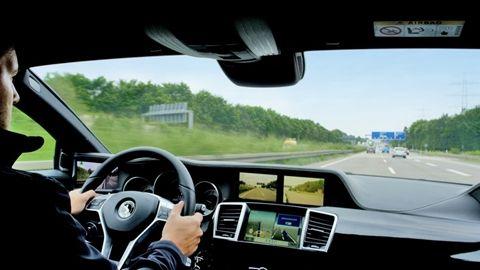 Liên minh sản xuất ô tô Mỹ kiến nghị bỏ gương chiếu hậu