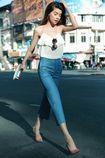 Bí quyết diện trang phục dạo phố đẹp như Hồ Ngọc Hà
