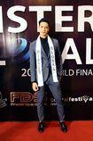 Nam vương toàn cầu Nguyễn Văn Sơn gây ấn tượng khi ngồi ghế giám khảo Mister Global 2016