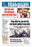 Những tin, bài hấp dẫn trên Báo Hải quan số 89 phát hành ngày 25-7