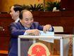 Ông Nguyễn Xuân Phúc tiếp tục được giới thiệu vào vị trí Thủ tướng