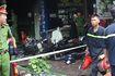 Hà Nội: Cháy nhà 5 tầng, con chết thảm mẹ bị thương nặng