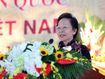 Bà Nguyễn Thị Doan được bầu làm Chủ tịch Hội khuyến học Việt Nam
