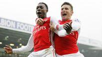 Arsenal chờ bung sức