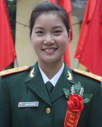 10 gương mặt trẻ tiêu biểu toàn quân 2014