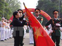 Trường Sỹ quan Lục quân 1 xứng đáng với truyền thống 70 năm