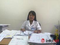 Nữ bác sĩ năn nỉ bệnh nhân chữa ung thư