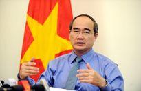 Ủy viên Bộ Chính trị, Chủ tịch UBTƯ MTTQ Việt Nam Nguyễn Thiện Nhân: Chiến thắng vĩ đại từ tinh thần đại đoàn kết