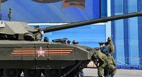"""Siêu tăng Armata """"bất động"""" trên Quảng trường Đỏ, báo Tây hoan hỉ"""