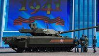 [VIDEO] Siêu tăng T-14 Armata bất ngờ đứng khựng trong buổi tổng duyệt