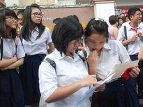 Thi thử THPT quốc gia: Nhiều trường có tỷ lệ học sinh rớt tốt nghiệp đến 50%