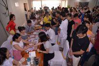 Trong 1 tuần, hơn 1.700 người đến hiến máu
