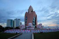 Hơn 6.000 người đồng diễn thể dục chào mừng Festival biển Nha Trang 2015