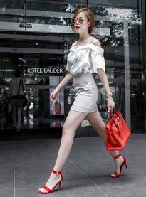 Hoàng Thùy Linh, Minh Hằng mặc đời thường đẹp nhất tuần