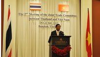 Ủy ban hỗn hợp Thương mại Việt Nam – Thái-lan họp lần thứ hai