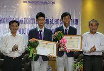 Con trai thợ khóa dạo đạt giải vàng Olympic Toán quốc tế