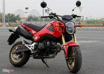 3 xe máy Honda bán chậm ở Việt Nam