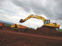 TKV lại xin giảm 90% phí môi trường cho các dự án bô xít