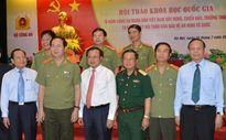Quan điểm của Đảng về phối hợp giữa Quân đội nhân dân và Công an nhân dân trong thực hiện nhiệm vụ Bảo vệ an ninh quốc gia, giữ gìn trật tự an toàn xã hội