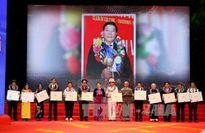 Vinh quang Việt Nam lần thứ XII tôn vinh 13 cá nhân và 2 tập thể