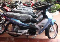 Người Việt mua gần 1,4 triệu xe máy 6 tháng đầu 2015