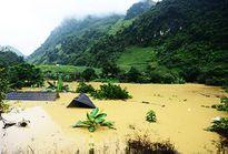 Điện Biên - Lụt núi