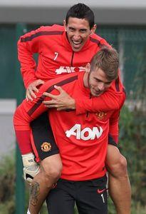 Nhận diện ứng viên Premier League 2015/16: Manchester United