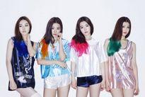 """f(x) và Red Velvet trở lại, tham gia """"đại chiến girlgroup"""""""