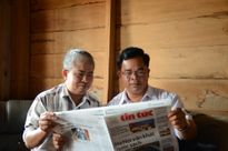 Báo Tin Tức gần gũi với đồng bào xã Quảng Khê