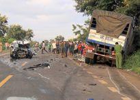 Một ngày, 4 người gặp nạn trên đường Hồ Chí Minh