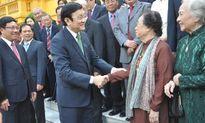 Chủ tịch nước Trương Tấn Sang: Ngoại giao là 'tai mắt' của Nhà nước