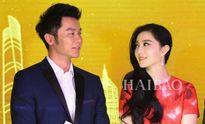 Khoảng khắc ngọt ngào của cặp đôi Hoa ngữ