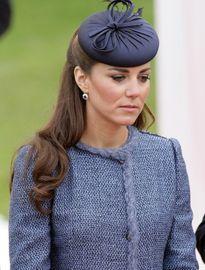 Nghi vấn Công nương Kate Middleton bị trầm cảm sau sinh