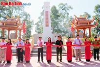 Khánh thành Đài tưởng niệm, nghĩa trang liệt sỹ xã Thạch Thắng