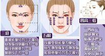 Những điểm mất cân xứng trên gương mặt sao Hoa ngữ