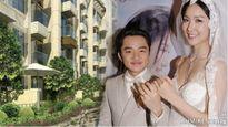 """""""Tài tử lùn"""" Vương Tổ Lam mua nhà 320 tỷ tặng vợ hoa hậu"""
