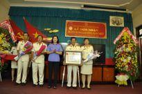 Viện Kiểm sát nhân dân tỉnh Tiền Giang đón nhận Huân chương lao động hạng nhất