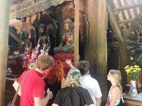 Hỏa hoạn tại chùa Bút Tháp, di tích Quốc gia đặc biệt