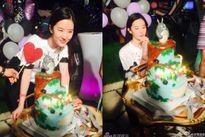 Song Seung Hun dự sinh nhật Lưu Diệc Phi
