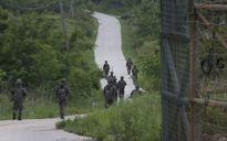 Hàn Quốc hạ cấp độ báo động tại biên giới với Triều Tiên