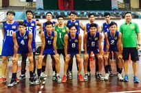 Chuẩn bị khởi tranh vòng chung kết giải bóng chuyền hạng A 2015