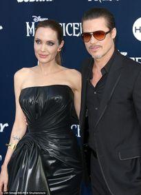 Vợ chồng Angelina Jolie săn lùng nhà ở Anh
